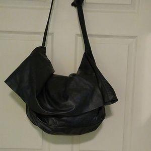 Large Desinget 100 percent Genuine Leather Overni